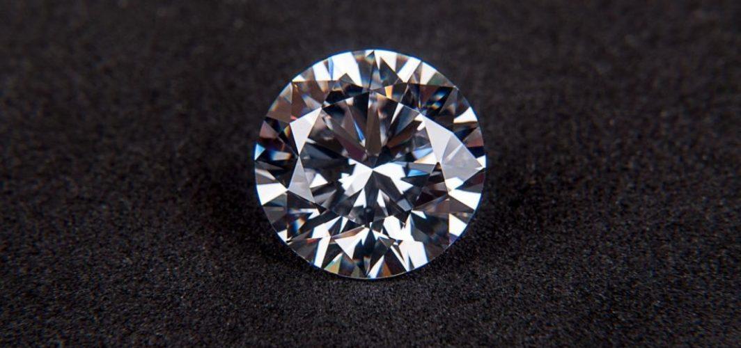 bild på en diamant